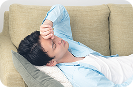 昼間の眠気・いびき